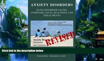 Audiobook  Anxiety Disorders: Panic Disorder Causes, Symptoms, Signs, Diagnosis and Treatments -