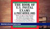 Download [PDF]  The Book of U.S. Postal Exams and Post Office Jobs: How to Be a Top Scorer on
