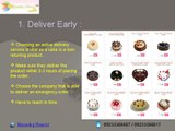 Online Cake Delivery in Kolkata   Send Cakes to India - Blooming Flowerz