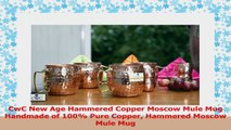 CwC New Age Hammered Copper Moscow Mule Mug Handmade of 100 Pure Copper Hammered Moscow 0e30444e