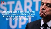 « Penelope gate » : François Fillon écrit aux Français pour donner « sa vérité »