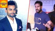 Virat Kohli BADLY Ignored By Yuvraj Singh | Bollywood Asia