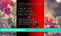 READ book Interactions Between Drugs   Natural Medicines: What the Physician and Pharmacist Must