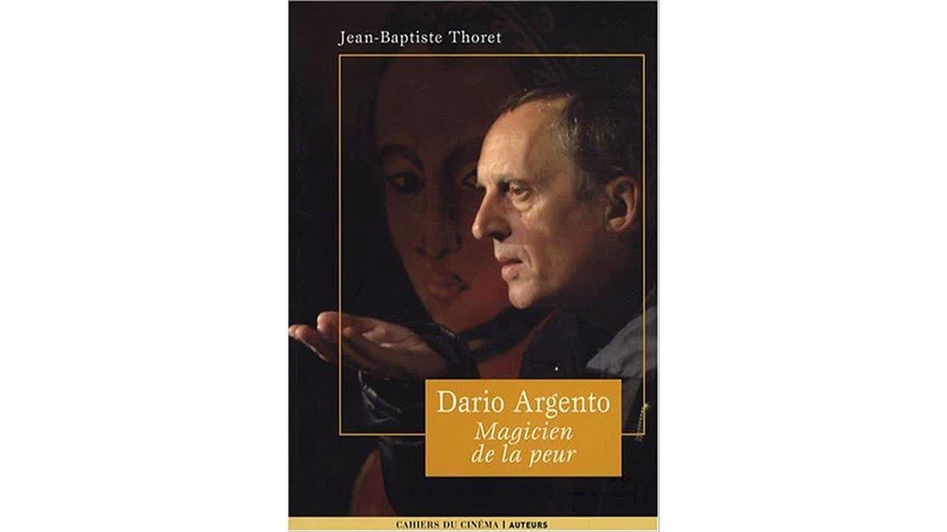 [Télécharger] DARIO ARGENTO. Magicien de la peur, Auteurs