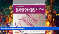 Audiobook  Saunders Medical Assisting Exam Review, 4e Deborah E. Holmes RN  BSN  RMA  CMA(AAMA)
