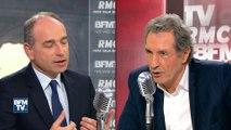 """Jean-François Copé a """"décidé de faire bloc avec François Fillon"""""""