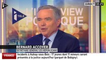 Accoyer répond à Bayrou et dénonce «une attitude et une déclaration scandaleuses»