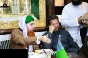Imran Khan Visited Dawat e Islami Faizan e Madina in Karachi