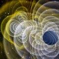 Visualisation des ondes gravitationnelles d'Einstein