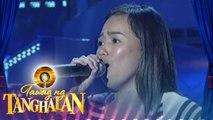 Tawag ng Tanghalan: Auleen Artajo | Ako Ang Nasawi, Ako Ang Nagwagi