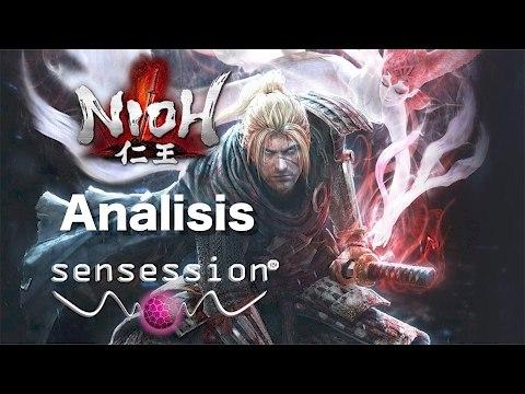 Nioh Análisis Sensession