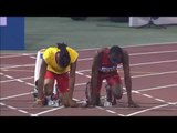 Men's 100m T11 | Semifinal 2 |  2015 IPC Athletics World Championships Doha