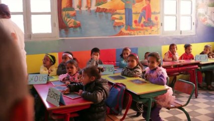 Projet de construction d'une école à Tamlkant !
