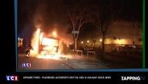 Théo violé par un policier : des incidents cette nuit dans plusieurs villes de Seine-Saint-Denis