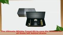 Whisky Connoisseur ShareADram Whisky Travel Kit Never Leave A Good Whisky Behind 15421d3b