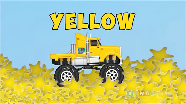 Learning Colors Compilation | Truck Colours for Kids [Monster Trucks, Trailer Trucks,Dump Trucks]