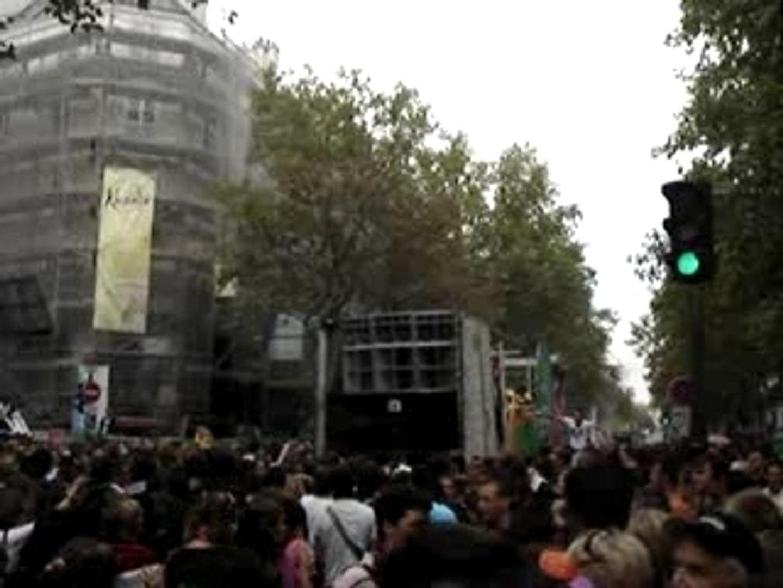 techno parade 2007 aka pekno parade 2007