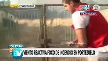 En aidant des pompiers, il se fait humilier en direct devant une télévision chilienne