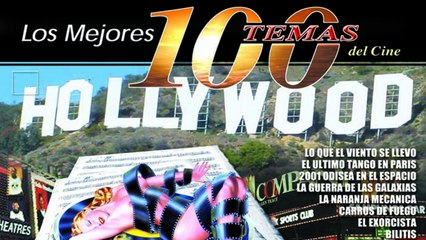 Varios - Los 100 mejores temas del Cine