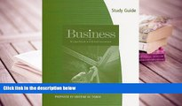 PDF [DOWNLOAD] Study Guide for Jennings  Business: Its Legal, Ethical, and Global Environment,