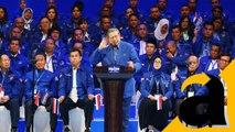 Pidato Politik SBY di Dies Natalis 15 Tahun Partai Demokrat
