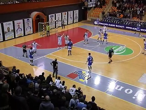 BUT de la victoire - Dijon/Caen