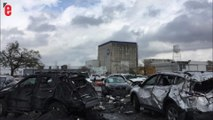 Aux Etats-Unis, une tornade endommage une usine d'assemblage de la Nasa