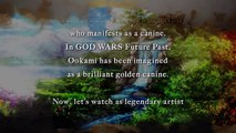 GOD WARS Future Past - Concept Illustration Video PS4 | PS Vita
