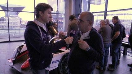 Interview d'Eduardo Freitas, Directeur de course