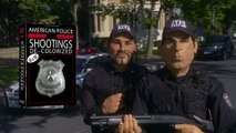 US Police : black and white - The Guignols - CANAL+