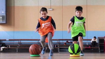 Présentation des Centres Génération Basket - Version Longue