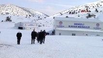 Denizli - Ege'nin En Büyük Kayak Merkezi Cazibe Merkezi Olacak