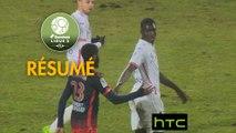 Gazélec FC Ajaccio - Stade de Reims (1-1)  - Résumé - (GFCA-REIMS) / 2016-17