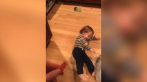 Cute Toddler Loves Sour Patch
