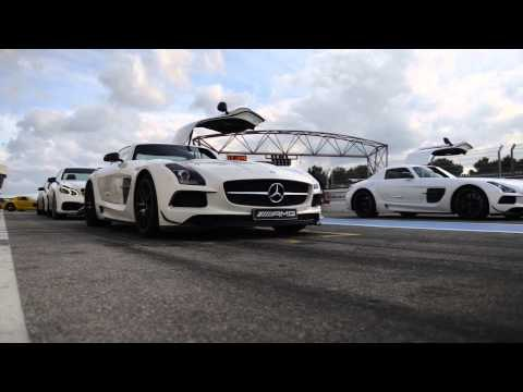 Cool Hunting Rough Cut: Mercedes-Benz SLS AMG Electric Drive