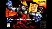Oldies Games 10/02/2011 Killer Instinct (Snes)