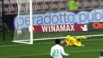 OGC Nice 1-0 ASSE: le résumé