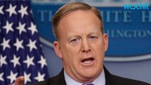Spicer Continues to Lie About Fake Terrorist Attack