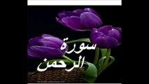 SURAT AL REHMAN سورہ الرحمن ABDUL REHMAN SUDAIS  دعا ثواب حاجی محمد نور