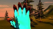 3D Animated Bear Finger Family Rhymes For Children | Top 10 Animated Finger Family Songs