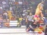 Wrestling - Insane Clown Posse (ICP) - Shaggy Running Powerb
