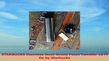 141d6fe6658 STARBUCKS Stainless Steel Sirens Poem Tumbler 16 Fl Oz by Starbucks 84ef8ef8
