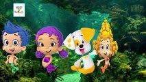 Bubble Гуппи Finger Семейный HD | Bubble Гуппи Finger Семейный Мультфильм Анимация Nursery Rhymes