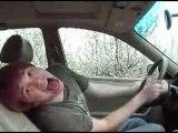 conducteur fou !!