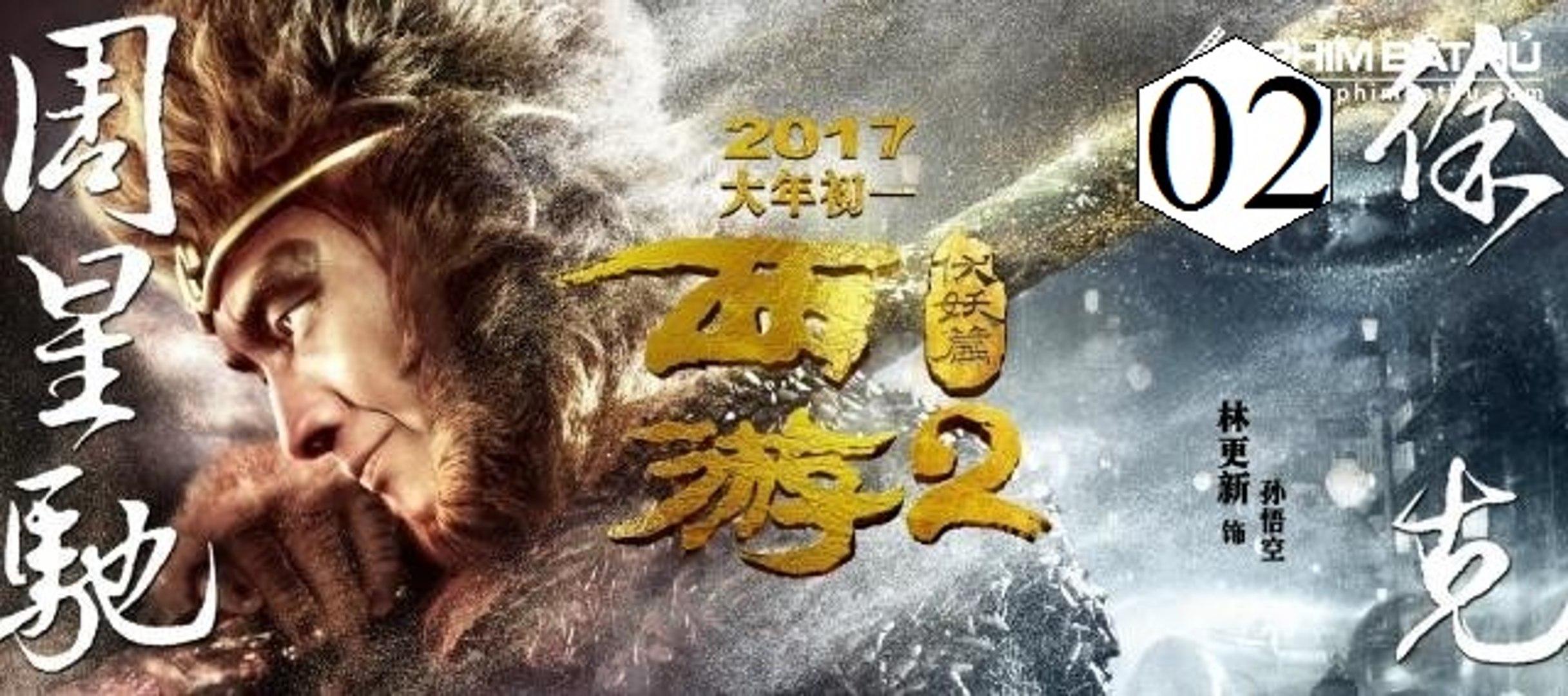 Xem Phim Tây Du Ký_ Mối Tình Ngoại Truyện 2 Journey To The West_ Conquering The Demons 2 2017  Phần