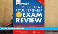 Download [PDF]  Wiley Registered Tax Return Preparer Exam Review 2012 The Tax Institute at H&R