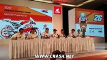 Dani Pedrosa talks MotoGP 2017