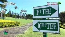 宮里聖志プロvsデビットイシイプロ hawaii Pearl Country Club no122