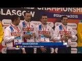 Men's 4x100m Freestyle Relay 34points | Victory Ceremony | 2015 IPCSwimmingWorldChampionshipsGlasgow