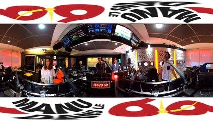 Manu dans le 6/9: Suivez toute l'émission en live et à 360° (5)